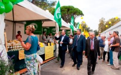 Firenze:  Expo Rurale alle Cascine fino a domenica 21 settembre. Vola l'export dell'agricoltura toscana