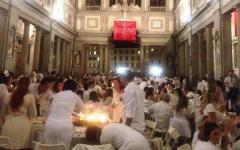 Firenze, cena bianca al Piazzale Michelangelo: si recupera il 26 settembre