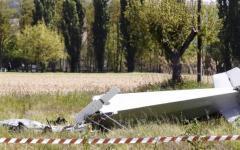 Isola d'Elba: due morti (istruttore e allievo) su un ultraleggero precipitato a Marina di Campo