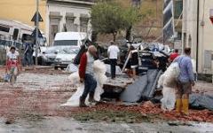 Cerreto Guidi: in arrivo 1 milione e 128mila euro per le famiglie colpite dalla tromba d'aria di settembre