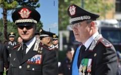 Carabinieri, cambia il comandante della Toscana: arriva Saltalamacchia