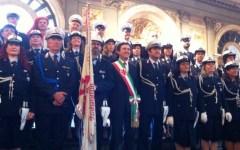 Firenze, festa per i 160 anni della Polizia Municipale. Nardella: «Grande traguardo, ma chiedo ancora più impegno»