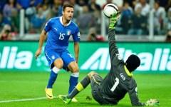 Italia: Conte sceglie Pasqual per la Croazia. De Rossi fa 100 (e dedica il record all'amico che gioca in serie D)