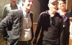 Firenze, Ron Howard in città per le riprese di «Inferno»: il film sul bestseller di Dan Brown