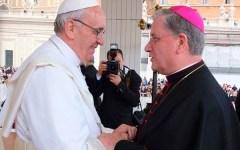 Pistoia, monsignor Fausto Tardelli è il nuovo vescovo