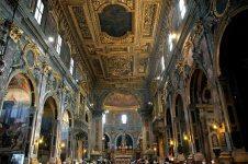 La basilica della Santissima Annunziata a Firenze