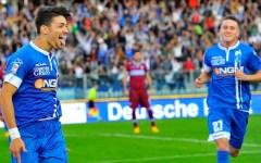 Empoli d'assalto con i gol di Barba e Maccarone. E la Lazio va sotto: 2-1. Le pagelle