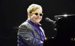Elton John, concerto a Lucca l'11 luglio 2015. Prevendita dal 28 novembre