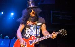 Arriva a Firenze Slash, la stella della chitarra rock
