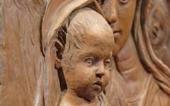 Firenze, «Madonna di Santa Trinita» di Donatello: dopo il restauro è ora in mostra all'Opificio delle Pietre Dure