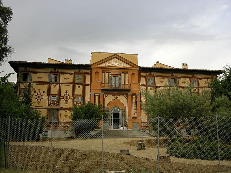Villa Favard, a Rovezzano