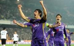 La Fiorentina asfalta il Cesena: 1-4. Segna anche il desaparecido El Hamdaoui. Paperissima di Neto. Gomez inguardabile. Pagelle