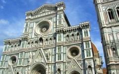 Firenze: sul sagrato di Santa Maria del Fiore la Filarmonica Gioacchino Rossini suona «Le feste a Firenze» di Lapo Migliorati