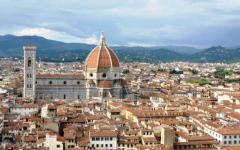 G7 cultura: chiuso due giorni (giovedì 30 e venerdì 31) lo spazio aereo su Firenze