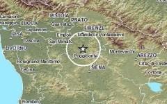 Firenze e Chianti: nuove scosse di terremoto nella zona dello sciame sismico del 19-20 dicembre