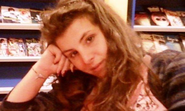 Un'immagine di Valentina Iovine, il suo corpo è stato ritrovato senza vita nelle acque del porto di Viareggio