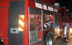 Pisa: ex maresciallo dell'aeronautica muore carbonizzato in auto dopo un incidente in via Conte Fazio