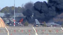 L'incidente alla base aerea di Albacete