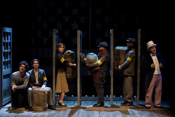 «Amerika» di Kafka nella riduzione di Scaparro in scena al Goldoni