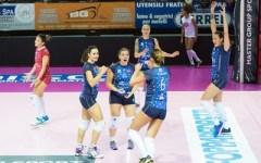 Toscana: il Pegaso per lo Sport  alle ragazze dell'Azzurra Volley San Casciano Val di Pesa
