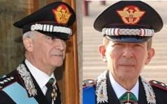 Carabinieri, domani 16 gennaio Gallitelli lascia. Del Sette nuovo comandante generale