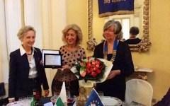 Al giudice Antonietta Fiorillo il premio «Donna Inner Wheel Toscana 2015»