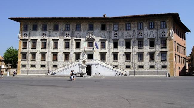 La Scuola Normale superiore di Pisa