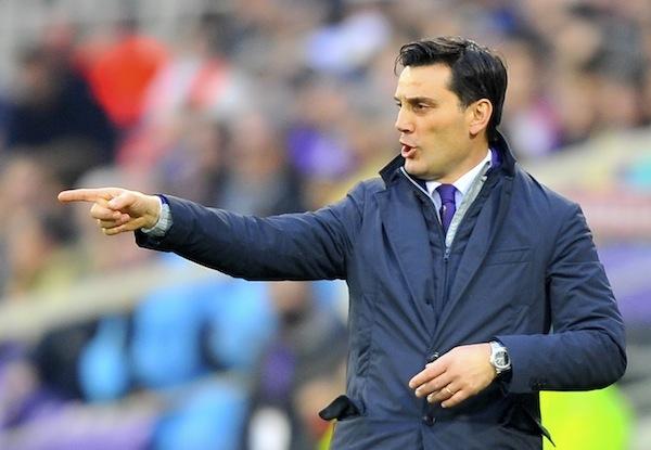 Montella cerca di riordinare la Fiorentina