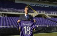 Fiorentina, ecco Diamanti: «Voglio essere il nuovo Robbiati e giocare subito»