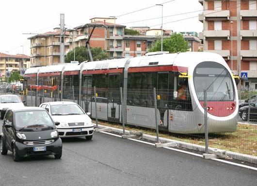 Tramvia Toscana Un Progetto Per Estenderla A Campi