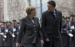 Vertice Renzi Merkel a Firenze, giovedì 22 e venerdì 23 gennaio