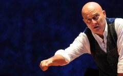Firenze: alla Pergola Claudio Bisio in «Father and son»