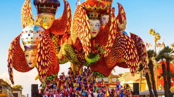 Il Carnevale di Viareggio 2015