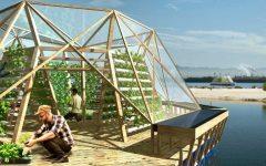 Premio «Impresa + Innovazione + Lavoro» a Pnat per Jellyfish: la serra che galleggia sull'acqua