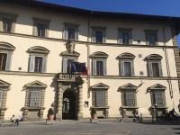 Palazzo Sacrati Strozzi sede della Regione Toscana