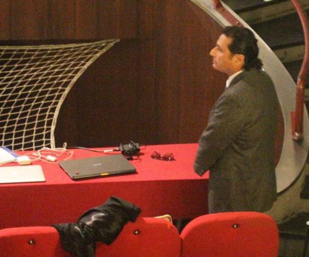 Francesco Schettino in aula
