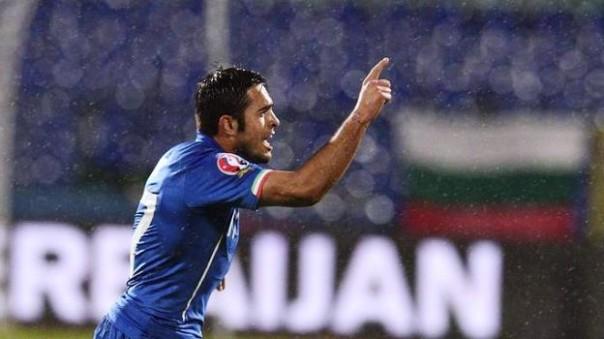 Bulgaria-Italia, l'oriundo italo-brasiliano Eder ha segnato al debutto salvando gli azzurri da una brutta sconfitta