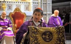 Firenze, Betori alla via Crucis per i giovani e alla messa di Precetto pasquale per i militari