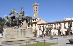 Piazza Mino da Fiesole domenica 8 marzo sarà il centro di 4 manifestazioni sportive