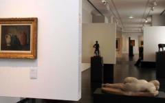 Firenze, Museo Novecento: svita una scultura e cerca di portarla via. Fermato un ex giudice di pace di 75 anni