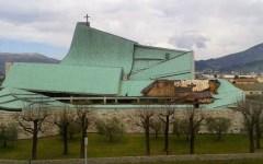 Ponte di Genova: nella chiesa di Michelucci, sull'autostrada, il ricordo delle vittime. Aperto a tutti