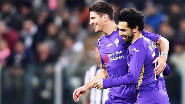 Salah e Gomez, tandem d'attacco contro la Samp (e forse anche contro la Juve, in Coppa Italia, il 7 aprile)