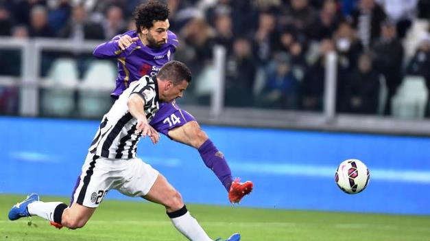 Fiorentina-Juventus: Salah protagonista della vittoria dei viola a Torino può essere di nuovo l'uomo-chiave