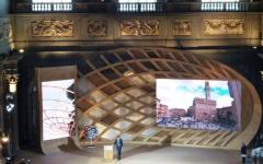 Expo 2015, a Firenze Mattarella e la Boschi: parte da qui il conto alla rovescia per il maxi evento