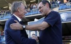 Cagliari-Empoli: 1-1 Pareggio di Vecino al 93'. E Sarri non si scompone per le voci che lo avvicinano al Milan. Pagelle