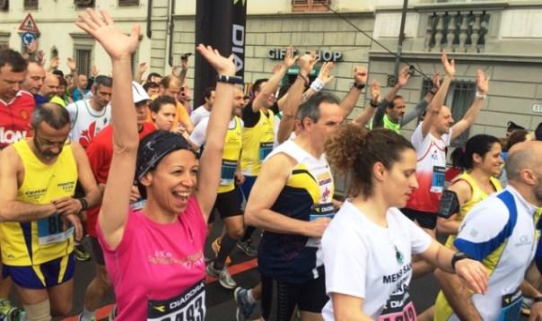 Firenze, domenica 12 aprile 2015 la Half Marathon