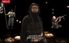 Terrorismo: inno dell'Isis contro l'Italia diffuso sul web