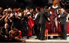 Opera di Firenze: applausi alla prima della «Traviata», ovazione per Mehta