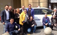 Firenze, taxi più facili per i clienti sordi (Video)