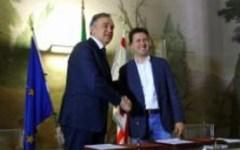Toscana: firmata l'intesa per la nuova conferenza Regione - Città metropolitana di Firenze